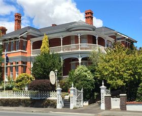 Kilmarnock House Edwardian Accommodation - New South Wales Tourism