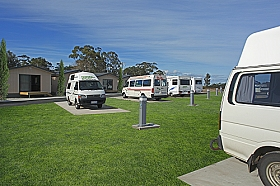 Hobart Airport Tourist Park - New South Wales Tourism