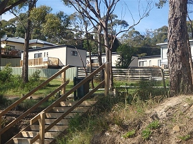 Coningham Beach Holiday Cabins - New South Wales Tourism