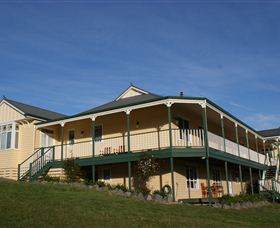 Eloura Luxury Self-Contained Bed  Breakfast Accommodation - New South Wales Tourism