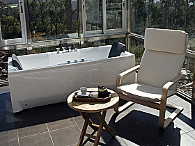Harmony Hill Wellness and Organic Spa Retreat - Accommodation - New South Wales Tourism