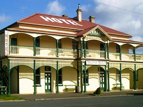 Imperial Hotel - New South Wales Tourism