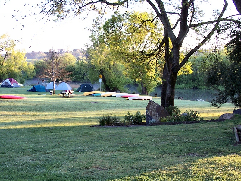 Longford Riverside Caravan Park - New South Wales Tourism