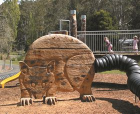 Land of the Giants Caravan Park