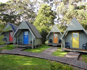 Strahan Backpackers  - New South Wales Tourism