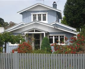 Blue House - The - New South Wales Tourism