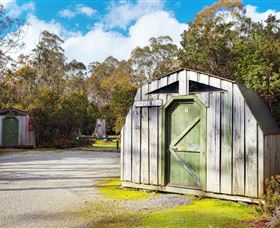 Discovery Holiday Parks Cradle Mountain Cosy Cabins - New South Wales Tourism