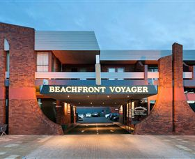 Beachfront Voyager Motor Inn - New South Wales Tourism