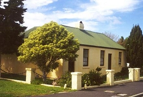 Bicheno Gaol Cottages - New South Wales Tourism