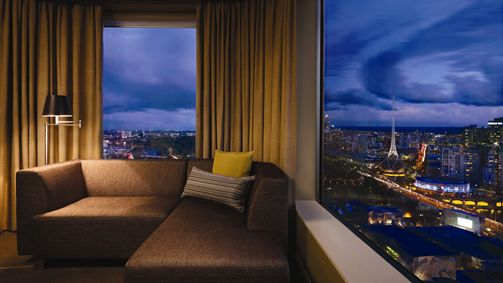 Grand Hyatt Melbourne - New South Wales Tourism