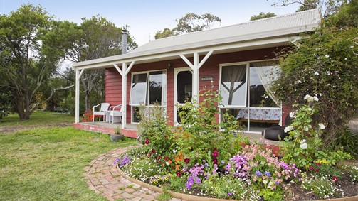 Freshwater Creek Cottages - New South Wales Tourism