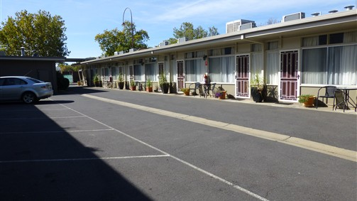 Central Wangaratta Motel - New South Wales Tourism