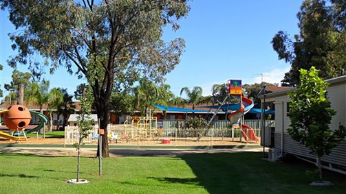 Nathalia Motel and Holiday Park - New South Wales Tourism