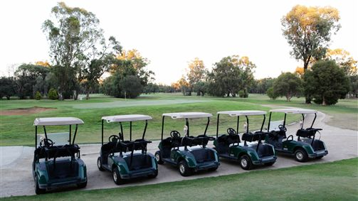 Deniliquin Golf Leisure Resort - New South Wales Tourism