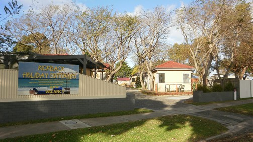 Kickback Cottages - New South Wales Tourism