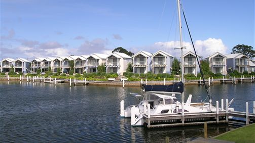 Captains Cove Resort - New South Wales Tourism