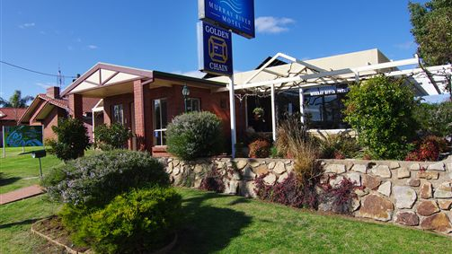 Justin Taylor trading as Murray River Motel - New South Wales Tourism