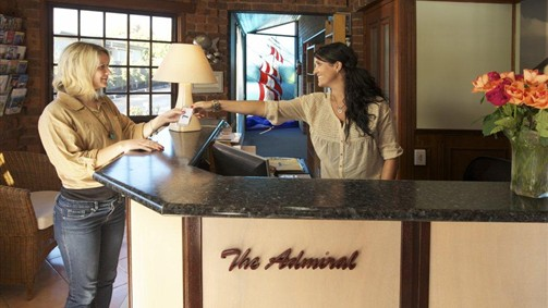 Admiral Motor Inn - New South Wales Tourism
