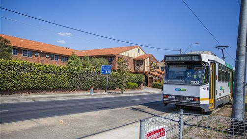 St Georges Motor Inn - New South Wales Tourism