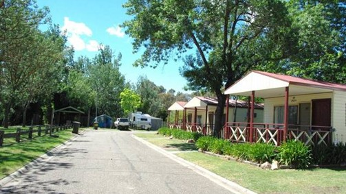 Bairnsdale Riverside Holiday Park - New South Wales Tourism