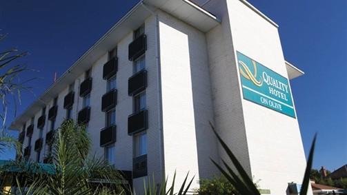 Quality Hotel on Olive - New South Wales Tourism