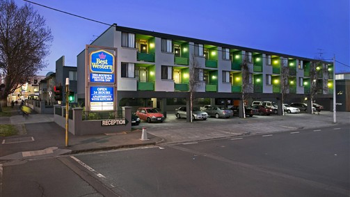 Best Western Melbourne's Princes Park Motor Inn - New South Wales Tourism