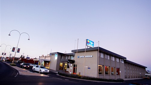 Comfort Inn Capital Horsham - New South Wales Tourism