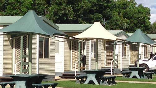 Yarrawonga Holiday Park - New South Wales Tourism