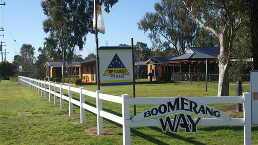 Boomerang Way Tourist Park - New South Wales Tourism