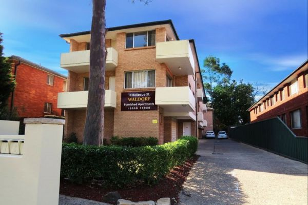 Parramatta Serviced Apartments