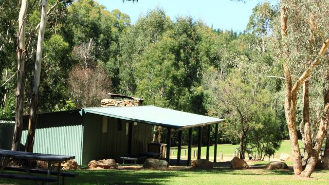 Blue Range Hut - New South Wales Tourism