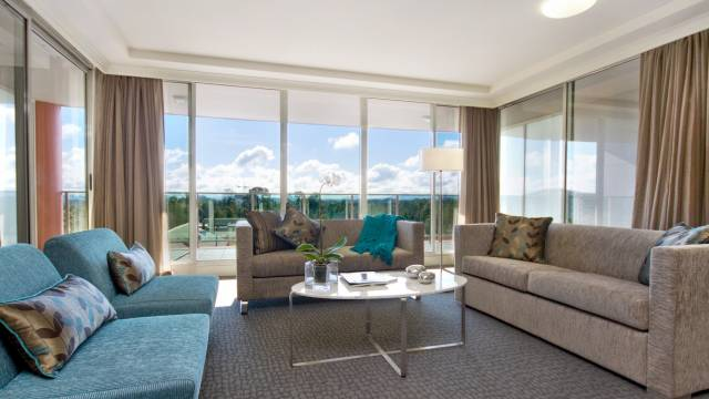 Pacific Suites Canberra - New South Wales Tourism
