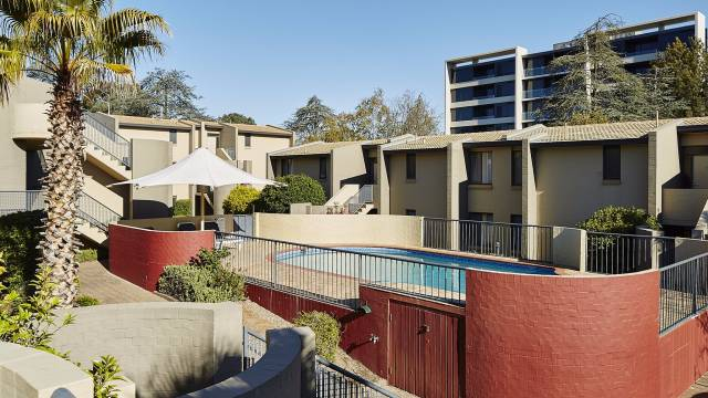 Manuka Park Apartments - New South Wales Tourism