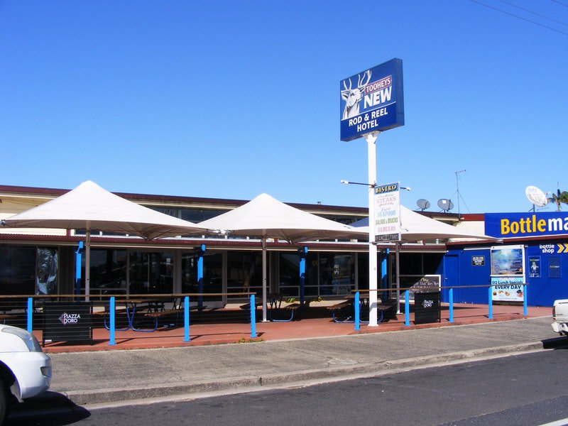 Rod N Reel Hotel Woodburn - New South Wales Tourism