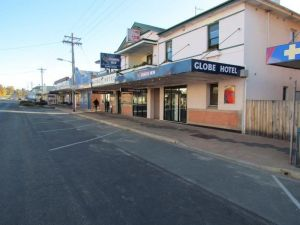 Globe Hotel Bombala - New South Wales Tourism