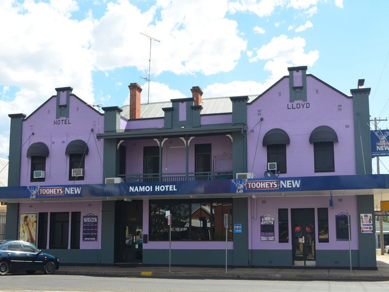 Namoi Hotel Motel - New South Wales Tourism