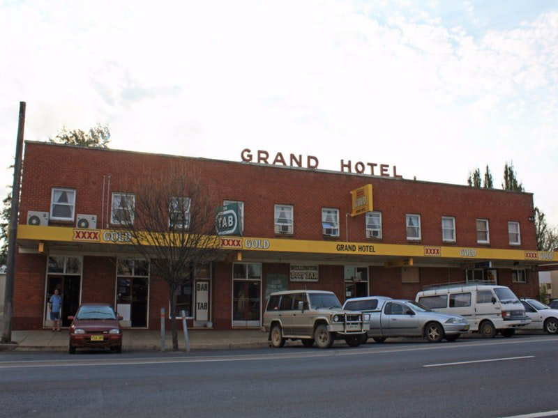 Grand Hotel Wellington - New South Wales Tourism