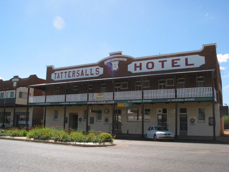 Tattersalls Hotel Baradine - New South Wales Tourism