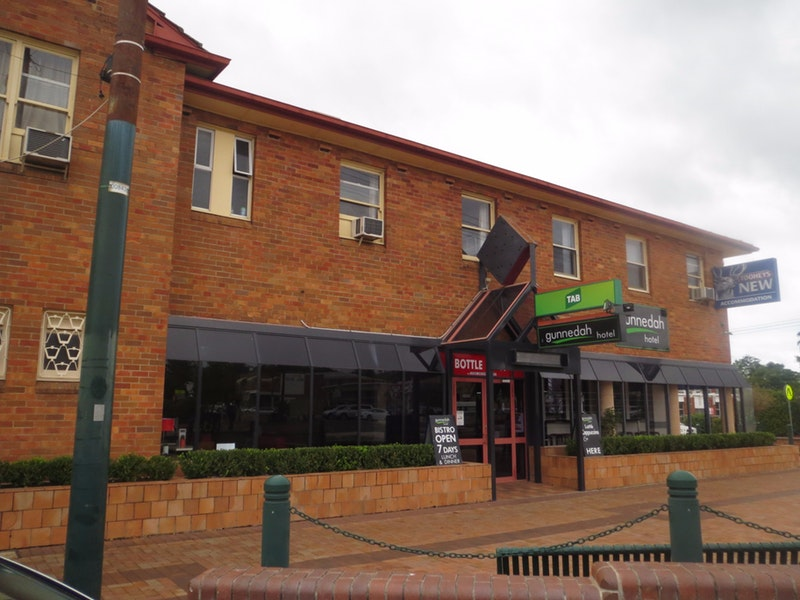 Gunnedah Hotel - New South Wales Tourism