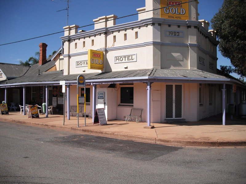 Royal Hotel Grong Grong - New South Wales Tourism