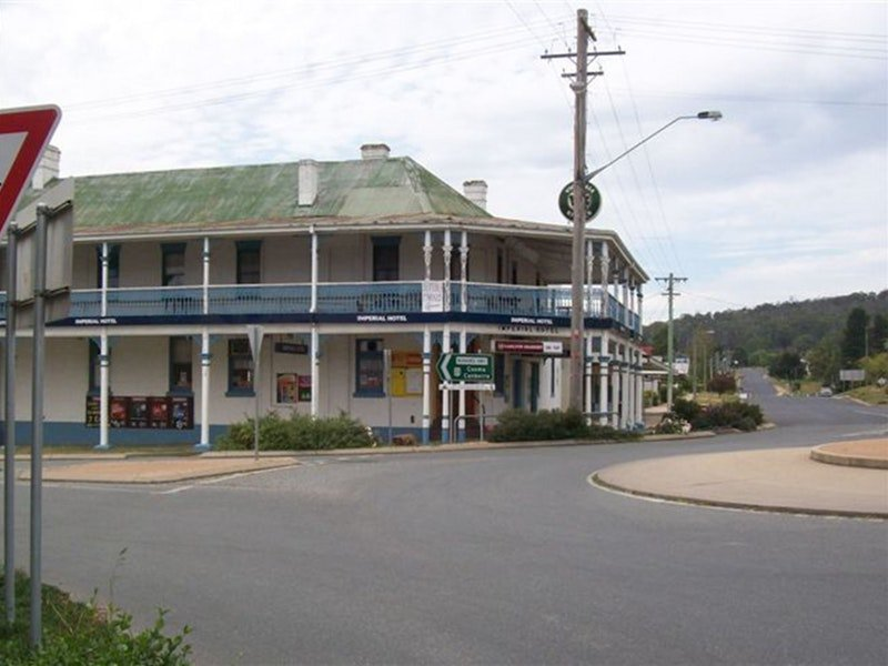 Imperial Hotel Bombala - New South Wales Tourism