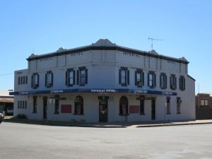 Imperial Hotel Gunnedah - New South Wales Tourism