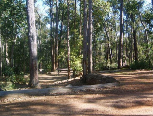 Barrabup Camp at St John Brook National Park - New South Wales Tourism