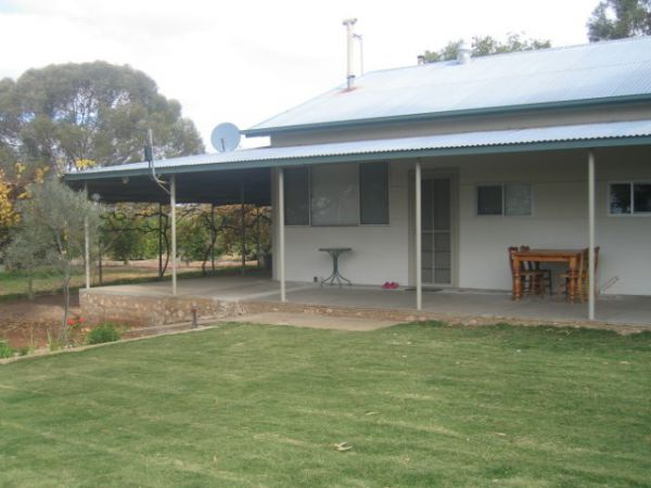 Gilgens Country River Retreat - New South Wales Tourism