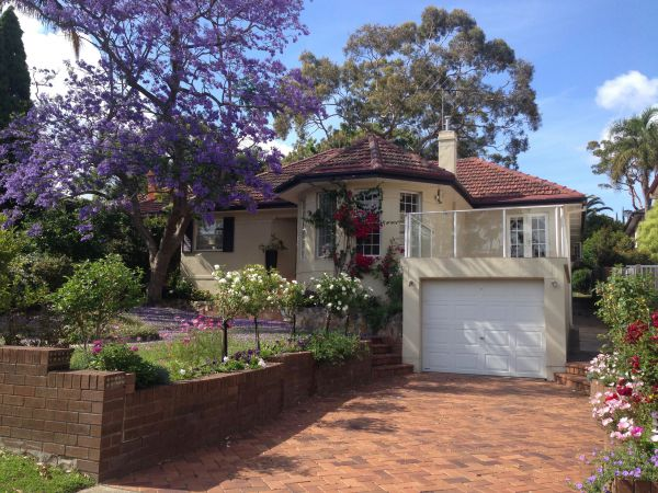 Jacaranda Bed and Breakfast - New South Wales Tourism