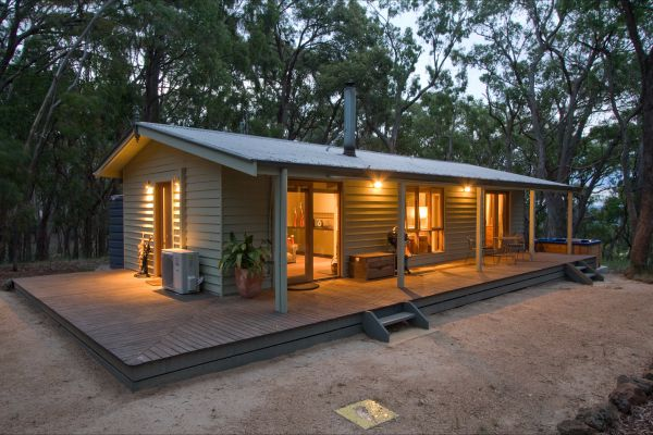 Mirkwood Forest Self-Contained Spa Cottages - New South Wales Tourism