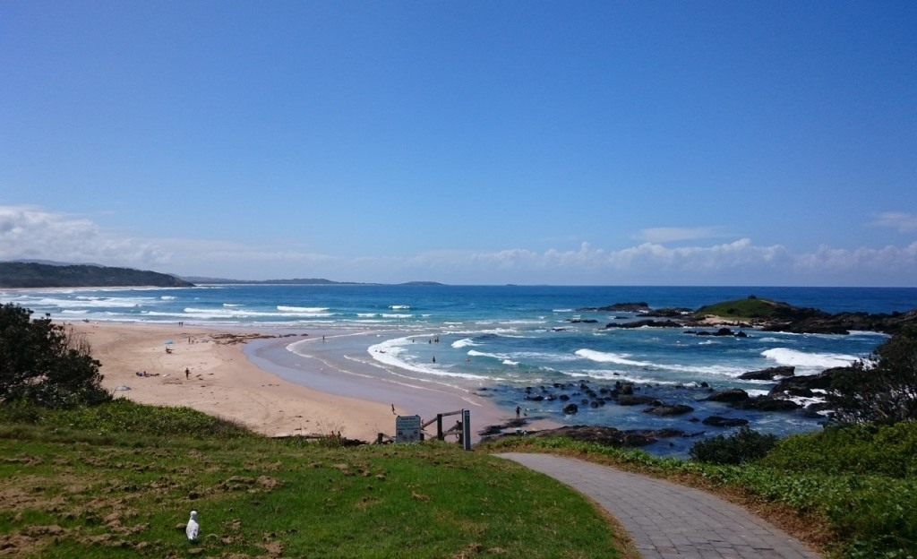 Sawtell Beach - New South Wales Tourism