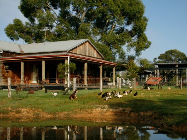 Tobruk Sydney Farm Stay - New South Wales Tourism