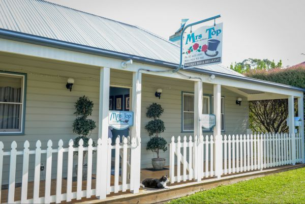 Mrs Top at Milton Bed and Breakfast - New South Wales Tourism