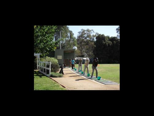 Golfers Resort and Glenn McCully Golf Schools - New South Wales Tourism
